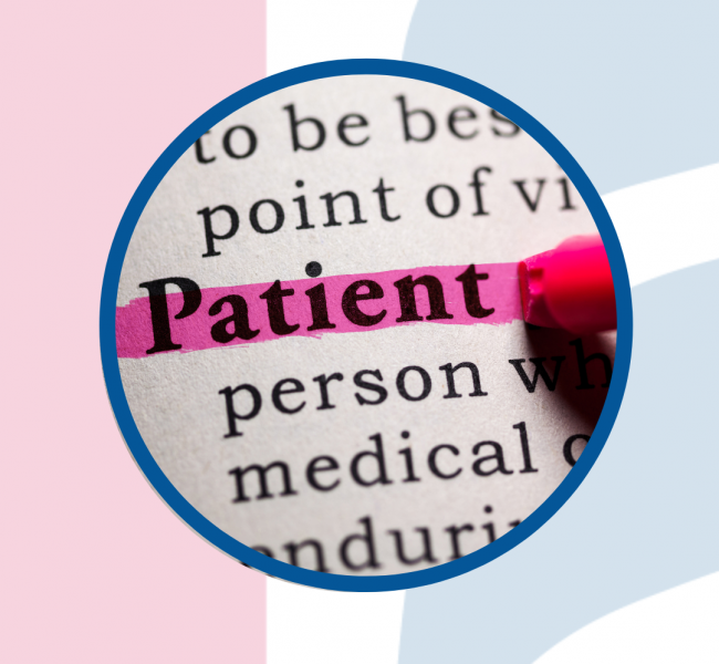 Patient = F word page